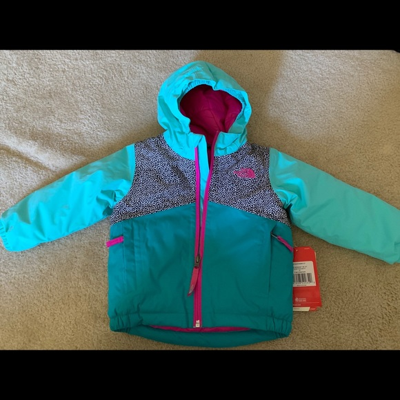 ea2d15d87 Northface jacket size 2T toddler NWT